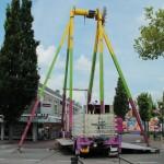 Reuzenrad - opbouw kermis Ospel 2015 (5)