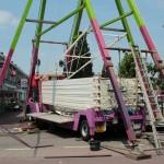 Reuzenrad - opbouw kermis Ospel 2015 (6)